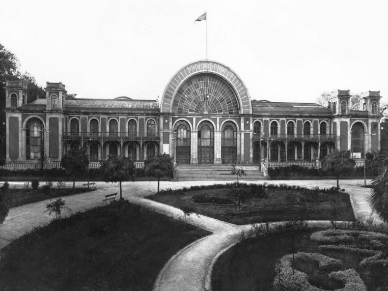 Palácio de Cristal - Alvão Mundo Indefinido