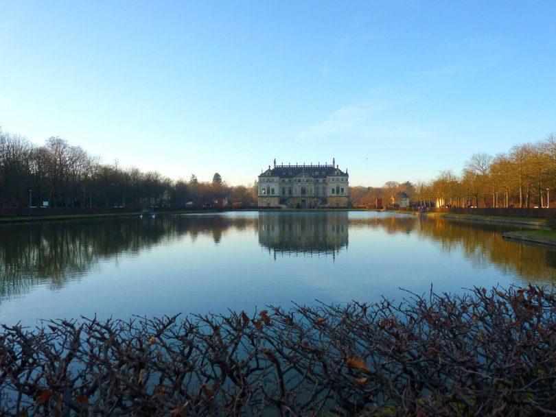 Grosser Garten 03 Dresden Alemanha Mundo Indefinido