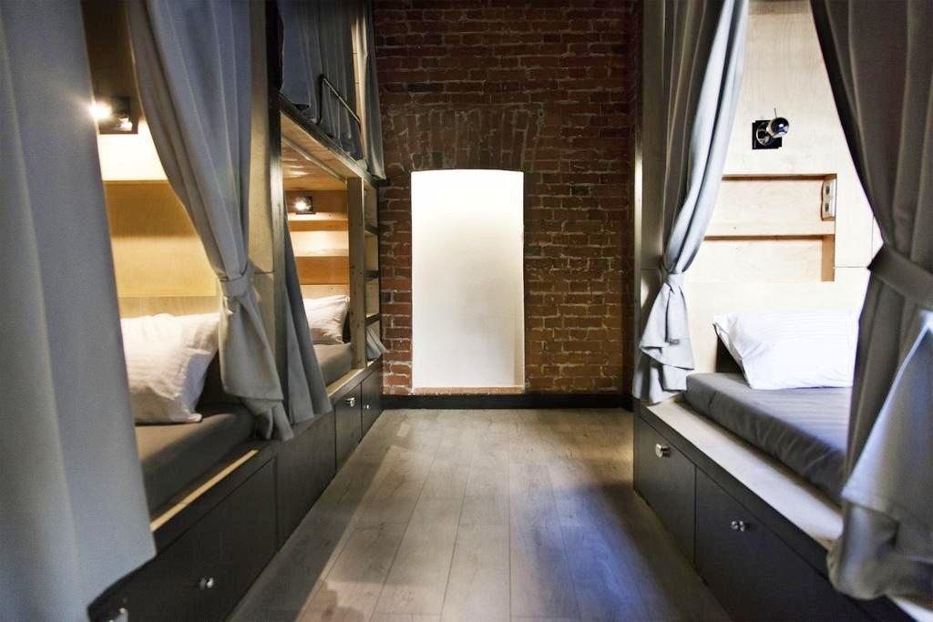 Sputnik Hostel and Personal Space dormitorio Moscovo Rússia Mundo Indefinido