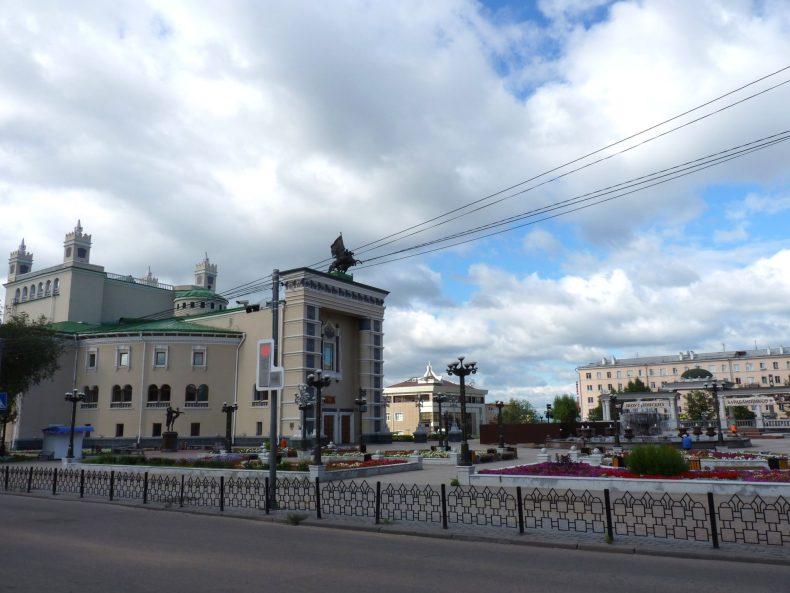Ulan-Ude Rússia Mundo Indefinido