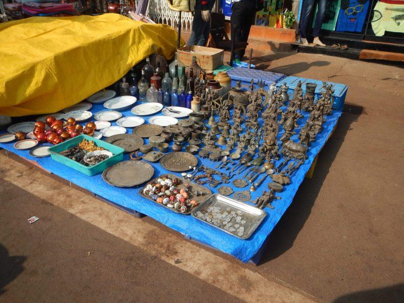 Mercado Mapuçá Goa Índia 04 Mundo Indefinido