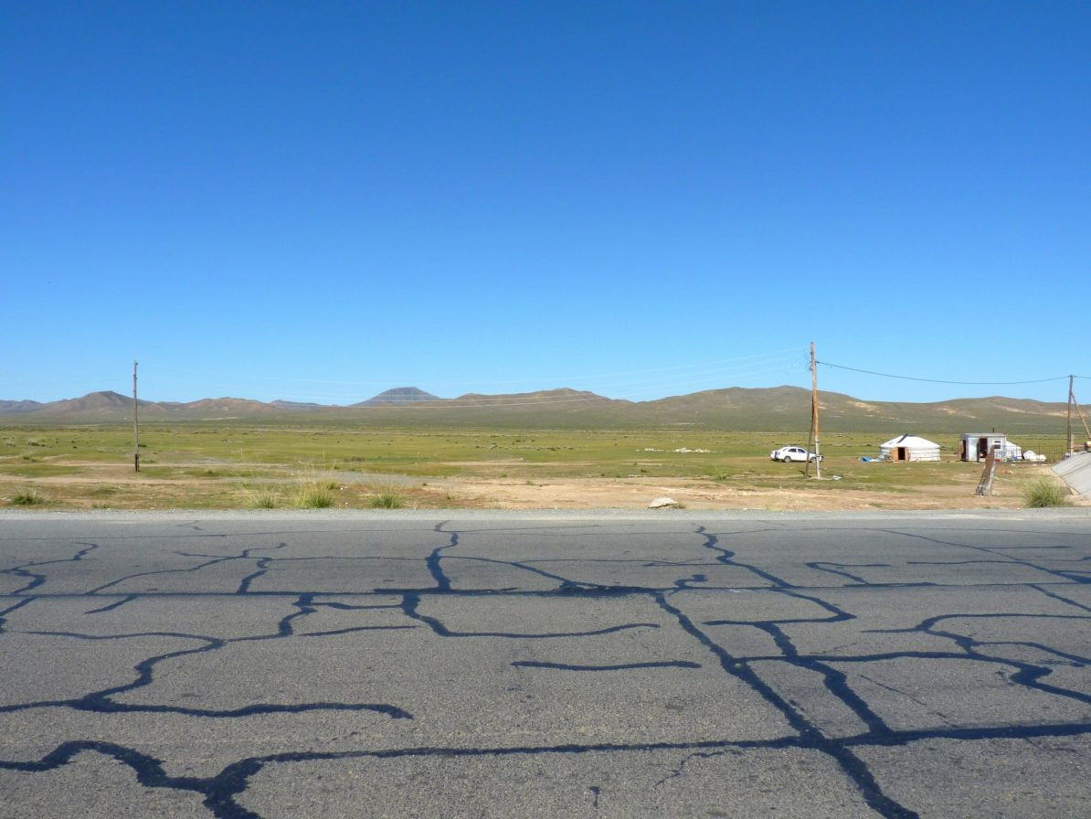 Estradas Mongólia 01 Mundo Indefinido