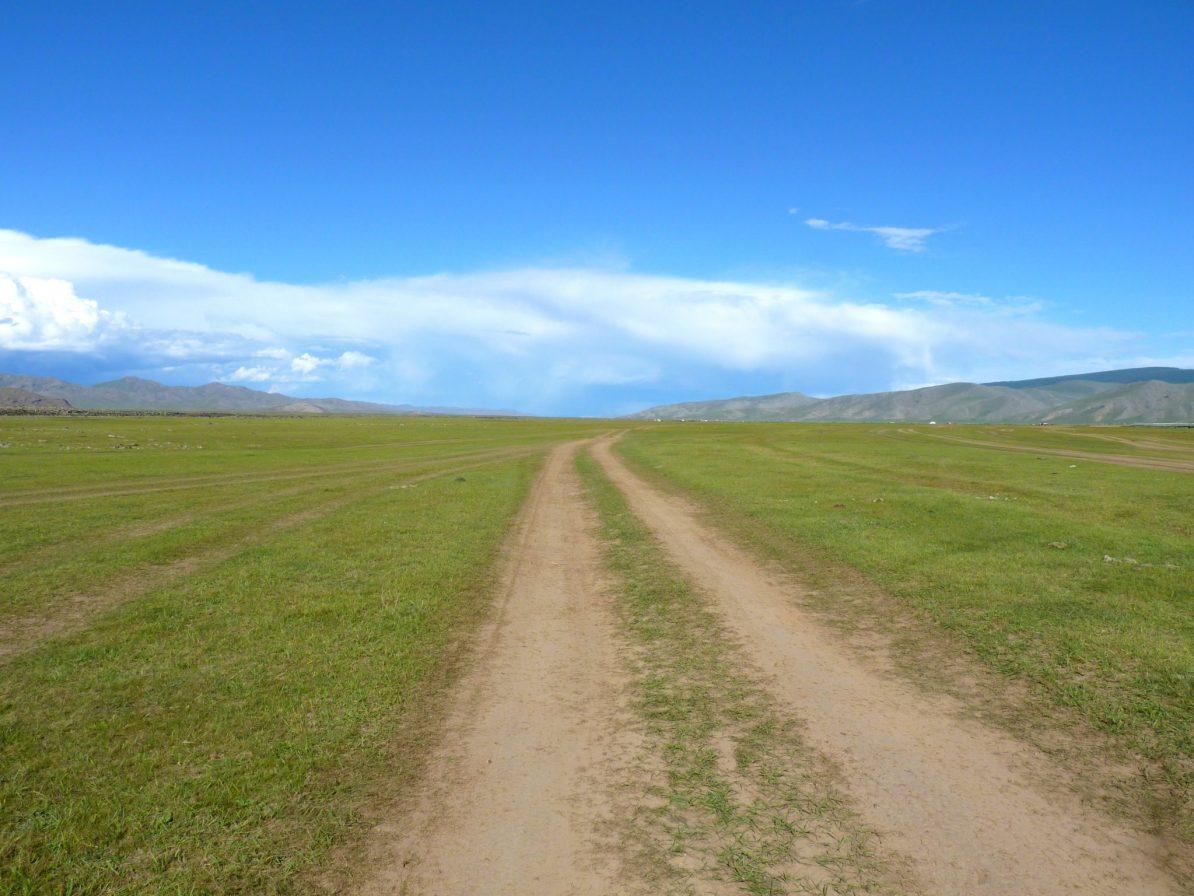 Estradas Mongólia 06 Mundo Indefinido