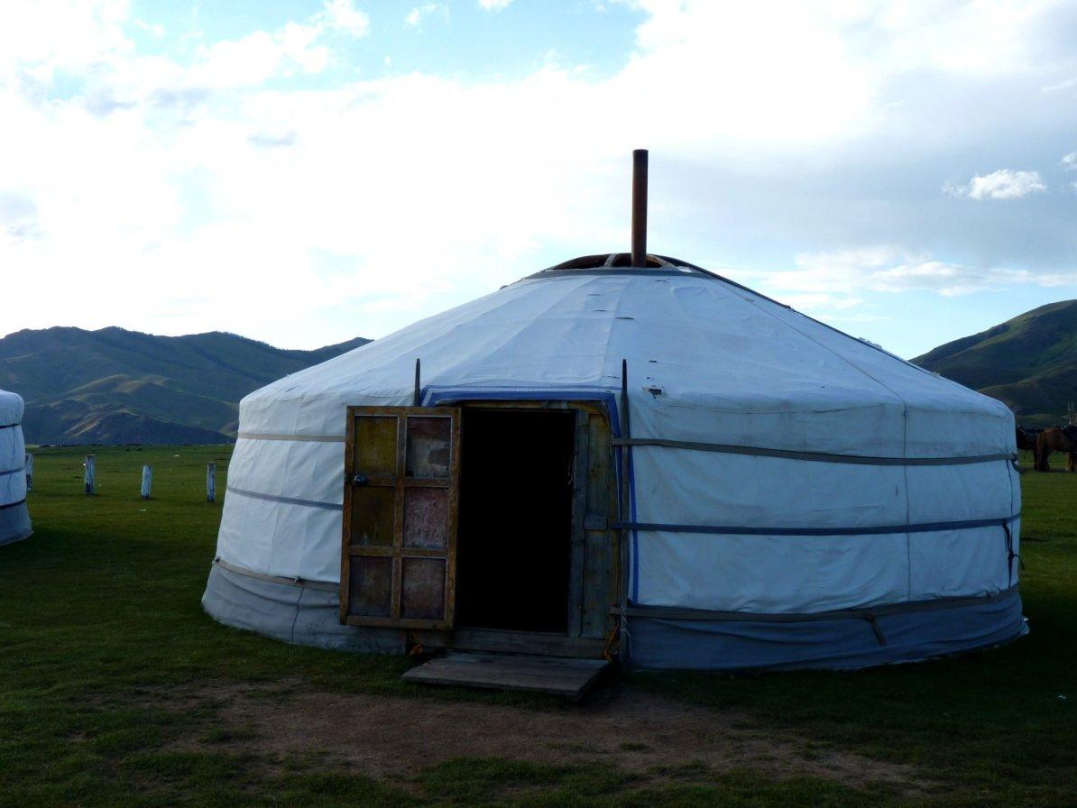 Gers 01 Mongólia Mundo Indefinido
