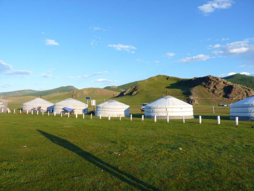Gers 02 Mongólia Mundo Indefinido