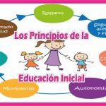Los Principios de la Educación Inicial