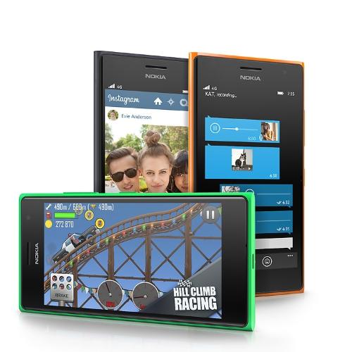 Lumia 735, un gama media con un tamaño ajustado