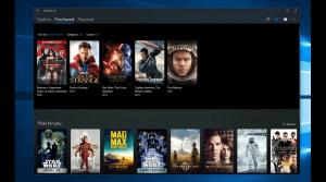 Project NEON llega a Películas y TV