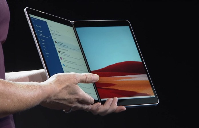 Finalmente Surface Neo no se lanzará en 2020