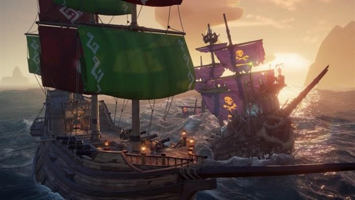 Sea of Thieves ve 3.5 millones de horas de juego en Steam en su primera semana