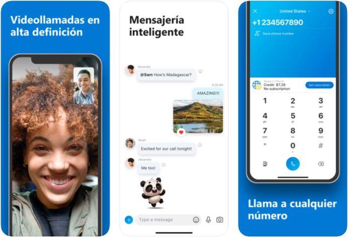Skype para iOS por fin obtiene soporte para el tema oscuro