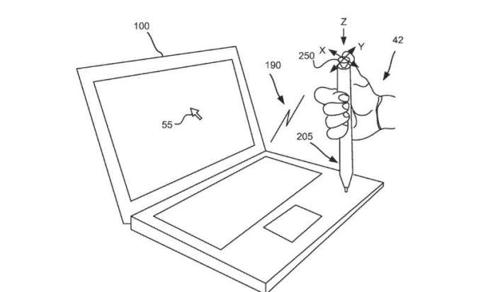 Microsoft trabaja en un stylus multifunción para Surface