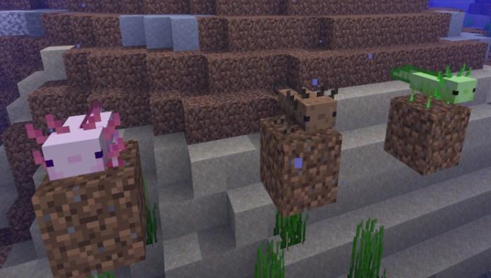 La próxima gran actualización de Minecraft llamada The Caves & Cliffs Update llegará en 2021