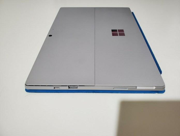 Aparece un supuesto prototipo de Surface Pro 8 con un procesador Intel de 11ª generación