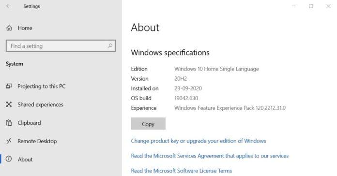 Las actualizaciones de Windows 10 llegarán de una nueva forma