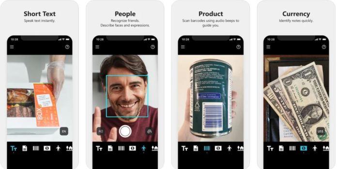 La aplicación Seeing AI de Microsoft para iOS mejora en iPhone con LiDAR
