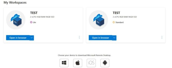 Un documento de Microsoft confirma la existencia de Windows 10 Cloud PC