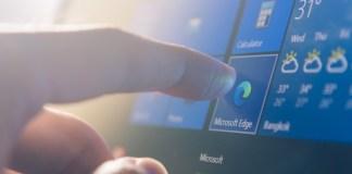 Microsoft Edge Canary hace que las descargas sean accesibles desde la barra de herramientas