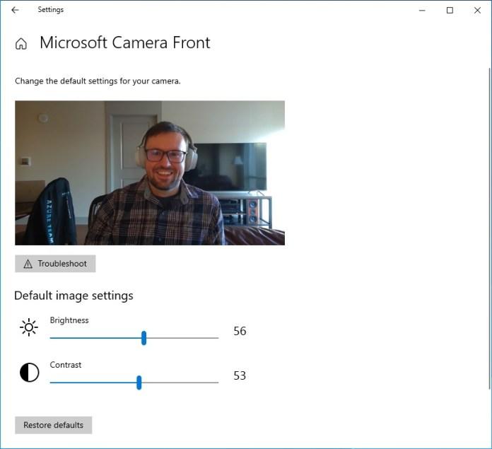 Windows 10 Sun Valley viene con una nueva configuración de pantalla y cámara