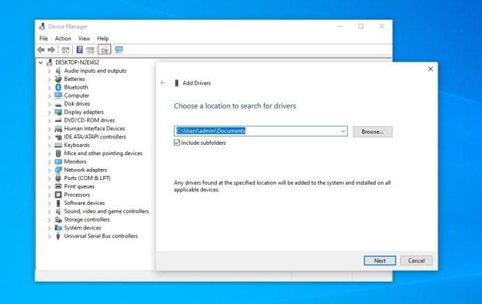 Pronto podremos cargar drivers de forma más rápida en Windows 10