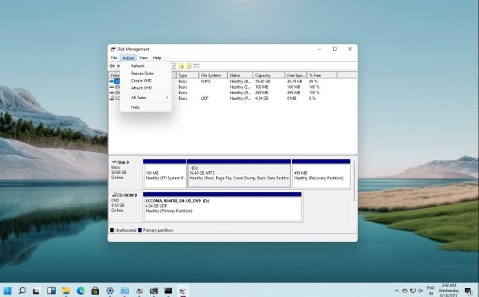 La interfaz de usuario de Windows 11 se filtra aunque quizás sea una fase muy temprana