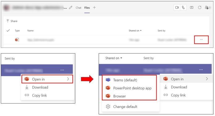 Microsoft Teams dará a los usuarios un mayor control sobre Microsoft Office