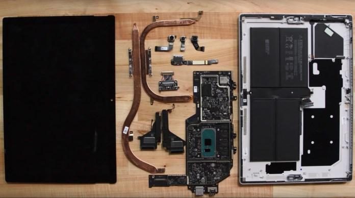 Microsoft da el primer paso para hacer que sus dispositivos san más sencillos de reparar