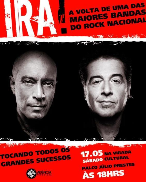 Show IRA!