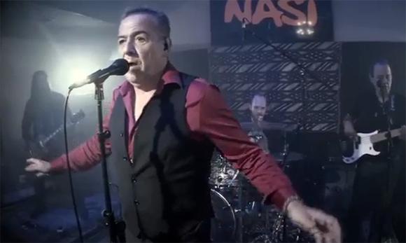 """Nasi em """"Alma Noturna"""""""