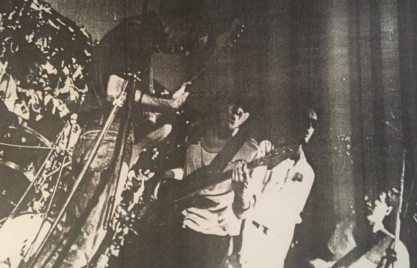 Edgard Scandurra vai participar de show da Gang 90 no Sesc Pompeia