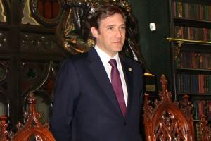 Primeiro-ministro de Potugal, Pedro Passos Coleho, em visita ao Rio. Foto: Ígor Lopes