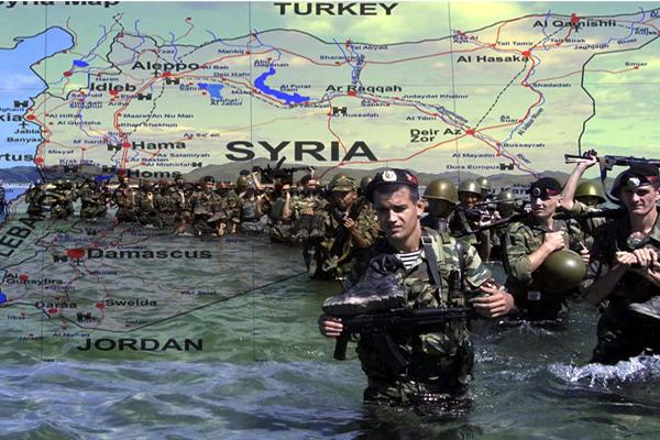 Siria_Tropas