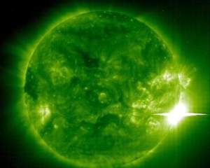 """La meteorología espacial: un """"riesgo emergente"""" en 2011 que podría dejarnos a oscuras"""