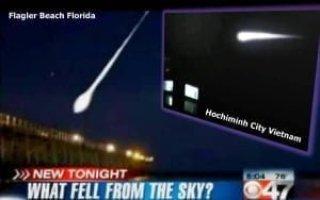 ¿OVNI se estrella en el océano en Flagler Beach, Florida? - 27 de julio 2011 1