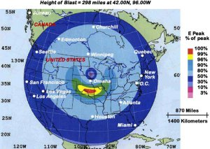 El peligro y las consecuencias de un ataque de EMP, 27 septiembre 2011