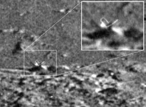 La vida extraterrestre podría ser probada cierta mediante una presunta ancestral civilización lunar