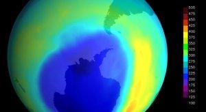 Crece el agujero de la capa de ozono en el Polo Sur