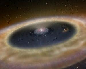 Nacimiento de un planeta: Telescopio capta primera imagen de la formación de un nuevo mundo alrededor de una estrella