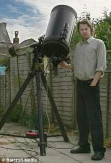 Imágenes de nuestro sistema solar tomadas por un astrónomo en su casa 5