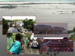 Las peores inundaciones en medio siglo – Tailandia en crisis, 26 octubre 2011