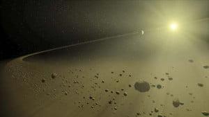 Se podría decir que el Elenin se ha convertido en polvo, 20 octubre 2011