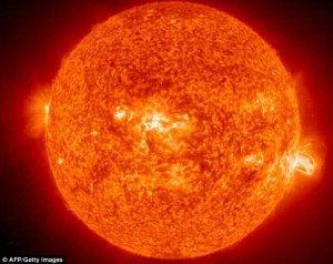 Gigantes plantas orbitales de energía podrían cosechar la energía del sol para satisfacer las necesidades energéticas mundiales