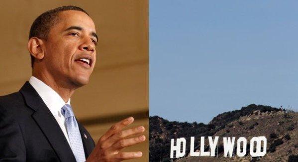 Hollywood detiene su apoyo y donaciones a Obama tras su rechazo a SOPA