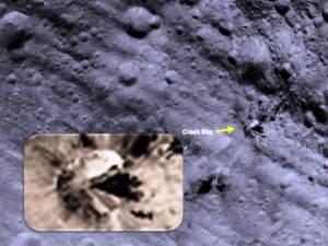 Misión NASA DAWN: ¿Lugar de accidente OVNI en el asteroide gigante Vesta? – 2011
