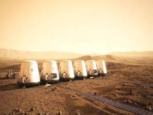 Un viaje de ida a Marte – primer asentamiento humano en Marte en 2023