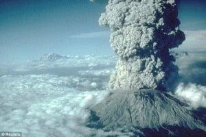 Súper erupciones volcánicas con el potencial para poner fin a las civilizaciones