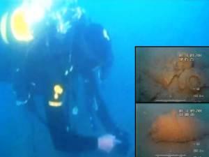 Encontrado con la carga un barco romano de 2.000 años de antigüedad frente a la costa italiana
