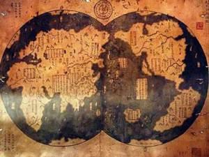 Viejos mapas secretos de 4000 años del mundo antiguo
