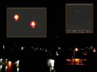 OVNI UFO sobre Phoenix