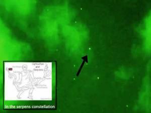 Avistamiento OVNI en Golden Peak Mountain, Big Bear, EE.UU. – 10 de octubre 2012